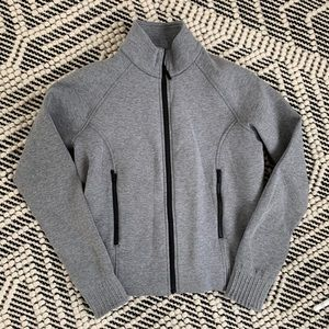 Lululemon Size Four Bomber Jacket